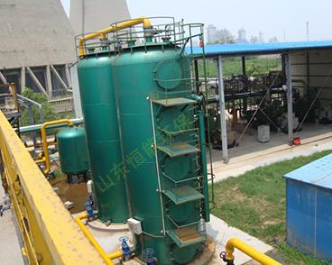 许昌沼气发电及沼气脱硫项目
