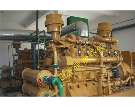 传统沼气发电机组有什么特点?