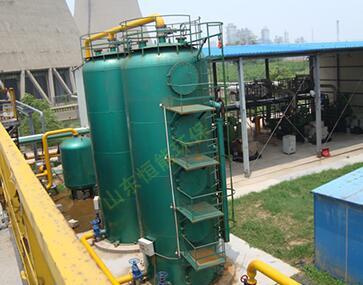 沼气脱硫厂家为大家分析络合铁脱硫的应用