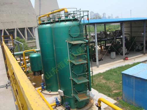 废矿物油加氢精制与酸性气脱硫!