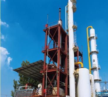 湿式氧化法脱硫在沼气脱硫中的应用